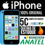 Iphone 5c Original Apple Barato - Azul - Vitrine Nac Anatel