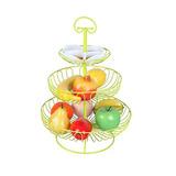 Rene Colorido Estante De La Legumbre De Fruta - Nivel 3 En