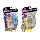 Boneco Rigby Mordecai Apenas Um Show Regular Show Original