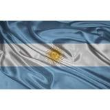 Bandera Argentina - 150 X 90 Tiras - Nueva!