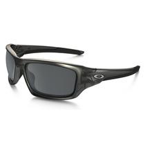 Oakley Valve 9236-06 Matte Grey Mica Black Iridium Polarized