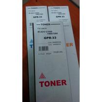 Tóner Canon Colores Gpr 33 C7055/7065/7260