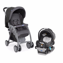 Cochecito Travel Sistem Chicco Simplicity Duo Huevito C/base