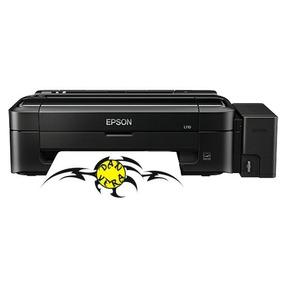 Impresora Epson L310 Para Sublimacion Con 400 Ml De Tinta