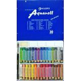 Crayones Acuarelables Mungyo 30 Colores