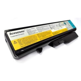 Bateria Lenovo Ideapad Z460 Notebook - L09m6y02 - Original