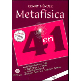 Metafisica 4 En 1 - Volumen 1 - Conny Mendez