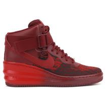 Botitas Nike W Lunar Frc Sky Hi Jcrd Realce Dama 654849-601