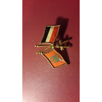 Pin Metal Banderas, Bcg042