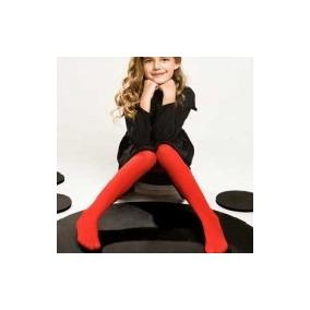 Panty Lana Cashmilon Soki Infantil Talle 8 Can Can Colegial