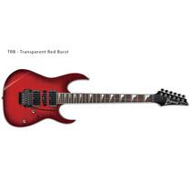 Ibanez Rg 370fmz Guitarra, Ponte Edge Zero Ii T Frete Grátis