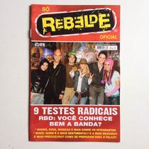 Revista Rebelde Oficial 9 Testes Anahí Dulce Miguel Nº02