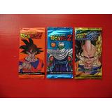Sobres Cartas Dragon Ball Z Ediciones Argentina