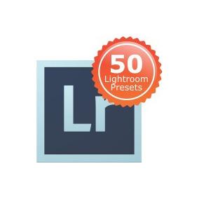 50 Presets Profissionais Para Lightroom
