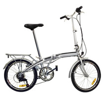 Bicicletas Plegable Shimano Bike 6 Envío Gratis