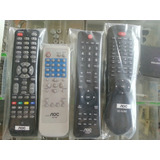 Controles Para Pantallas Aoc Lcd, Plasma ,led Y Smart Tv