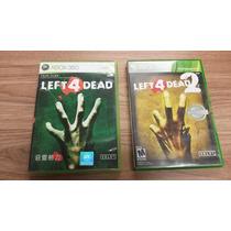 Combo Left 4 Dead 1 E Left 4 Dead 2 - Xbox360 (juntos)