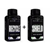 Kit Organ Shield + Recycle Puruslabs Potente Kit Tpc