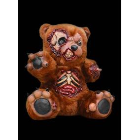 Zombie Oso Teddy Máscara Halloween Figura Disfraz Importado