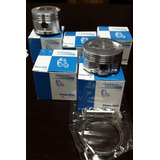Piston Kit Moto Lechuza Brz200 Um 200 Trepador Std 0,25-0,50