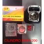 Cilindro Tx 200 Rkv Speed Bera 200 Jaguar Br200 Kit Negro