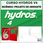 Curso Hydros Incêndio - Projeto De Hidrante Com Certificado