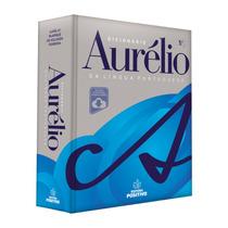 Dicionário Aurélio (capa Dura); Editora Positivo