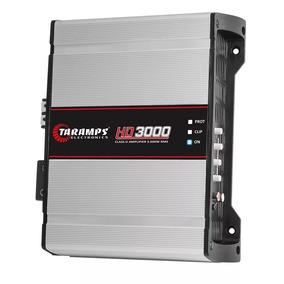 Modulo Taramps Hd 3000w Rms Amplificador Promoção