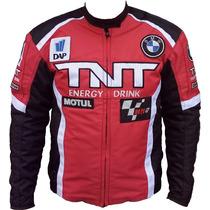 Jaqueta Motociclista Bmw Tnt Enery Drink Cordura Impermeavel