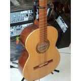 Guitarra Acústica Semiprofesional Falcón Clásica+envío