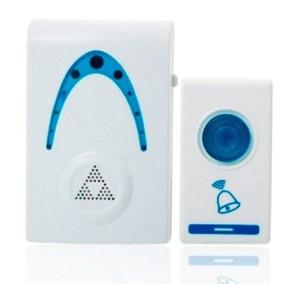 Campainha Residencial 32 Toques Wireless Sem Fio Bivolt