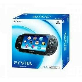 Psvita Pch-2001 Playstation Wifi Sony+cartao 4gb Brinde