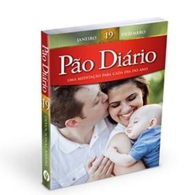 Pão Diário - Volume 19 - Edição Família (bolso) Modelo 2016