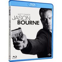 Jason Bourne 2016 Accion Pelicula Blu-ray