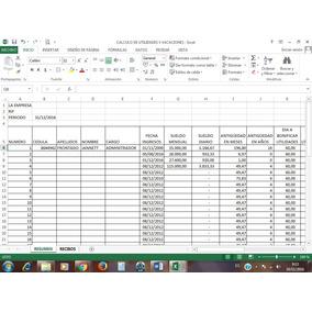 en excel formato factura para computación en distrito capital en