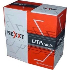 Cable Nivel 6 Utp Gris 100% Cobre ++++oferta+++