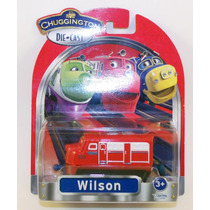 Chuggington Trencito Wilson -jugueteria Minijuegos!