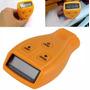 Medidor Digital De Espessura Ultra Sônico De Alta Resolução