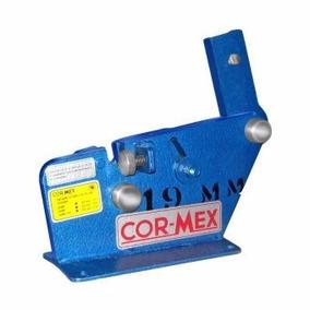 Cortadora De Varilla Cor-mex 19mm-3/4 Pulg Saldo En Tienda