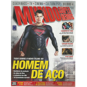 Mundo Dos Super-herois 44 Europa - Gibiteria Bonellihq Cx99