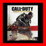 Call Of Duty Advanced Warfare Gold Edition Ps3