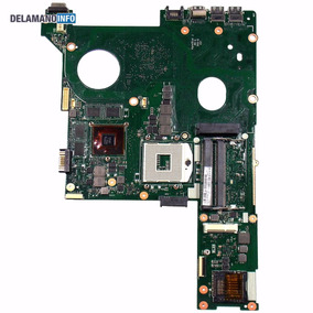 Placa Mãe Notebook Asus N46vm N46vz Video Dedicado (6627)