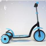 Monopatin Triciclo 3 Ruedas Grandes Infantil