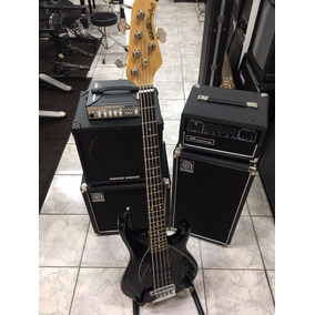 Contrabaixo Ernie Ball Music Man Sting Ray 5 H