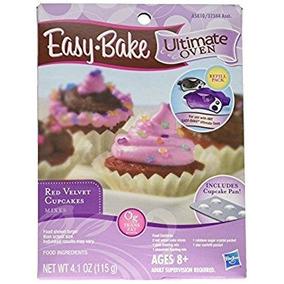 Juguete Easy Bake Último Horno Red Velvet Cupcakes Recarga