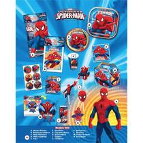 Accesorios Para Fiesta Spiderman