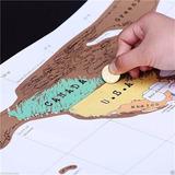 Travel Maps - Mapas Raspadita