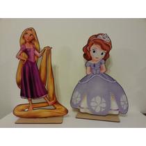 12 Souvenirs+ Central Rapunzel Frozensofia Fibrofacil