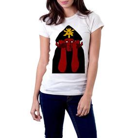 Babylook Aleister Crowley Camisa Camiseta Fio De Ouro Blusa