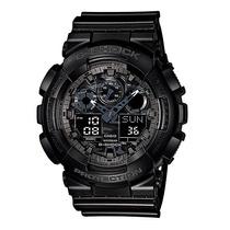 Relógio Masculino Casio G-shock Ga-100cf-1adr Nota Fiscal